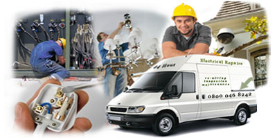 Shadwell electricians
